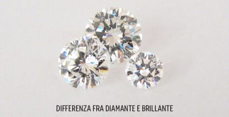 differenza fra diamante e brillante