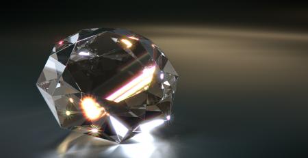 Realizzare diamanti dalle ceneri dei defunti